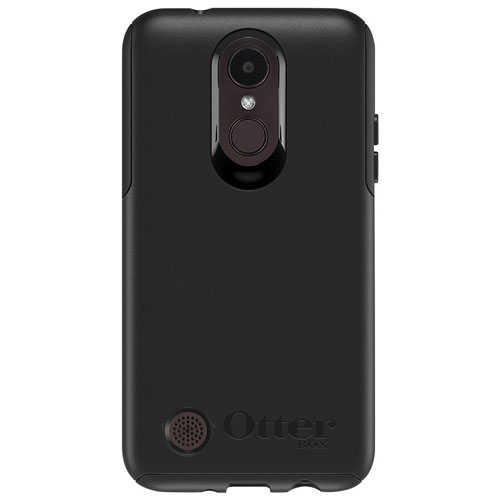 OtterBox Achiever Fitted Hard Shell Case for LG K4 - Black