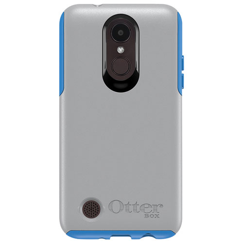 OtterBox Achiever Fitted Hard Shell Case for LG K4 - Grey/Blue