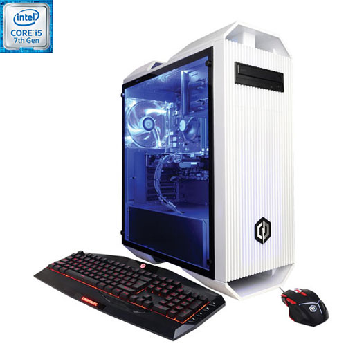 CyberPowerPC Gamer Xtreme PC (Intel Core i5/2TB HDD/128GB SSD/8GB RAM/NVIDIA GeForce GTX 1060) - Eng