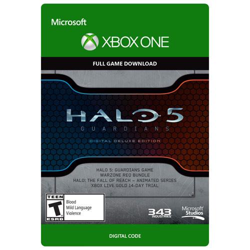 Halo 5: Guardians Deluxe Editon - Digital Download