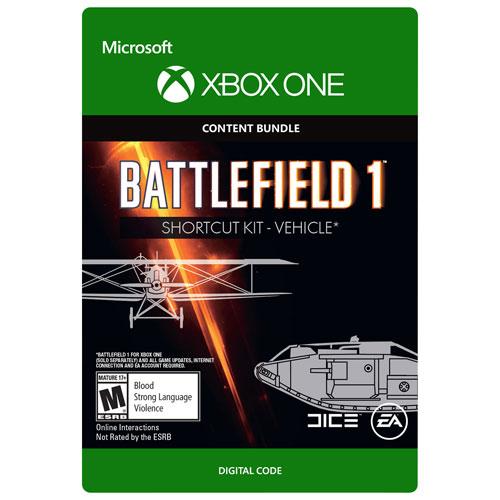 Battlefield 1 Shortcut Kit: Vehicle Bundle - Digital Download