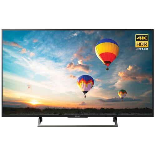 "Sony 49"" 4K UHD LED HDR Android Smart TV (XBR49X800E)"