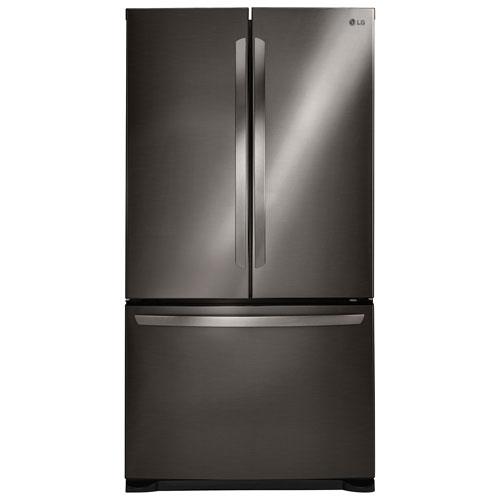 Réfrigérateur Portes à Profondeur De Comptoir Pi³ Po De LG - Refrigerateur 3 portes