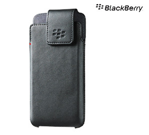 BlackBerry DTEK50 OEM Leather Swivel Holster