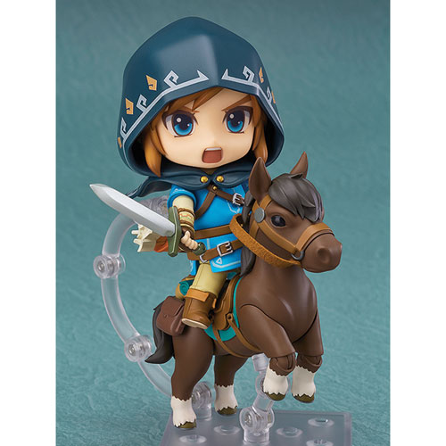 Nendoroid Legend of Zelda - Link en édition de luxe