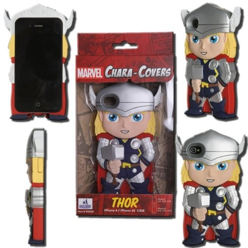Huckleberry Marvel Chara-Cover Series 1 iPhone 4/4S Thor