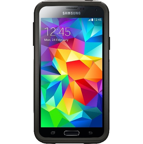 Otterbox [Commuter Series] Samsung Galaxy S5 Case - Retail Packaging Protective Case for Galaxy S5? - Black