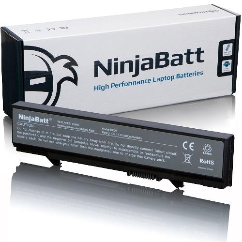 NinjaBatt New Laptop Battery for Dell Latitude E5400 E5410 E5500 E5510 MT196 PP32LB RM661 KM742 W701D WU841 T749D KM769 PP32LA
