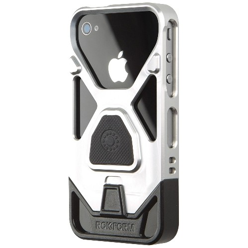 Rokform Rokbed Fuzion Case for iPhone 4/4S, Raw