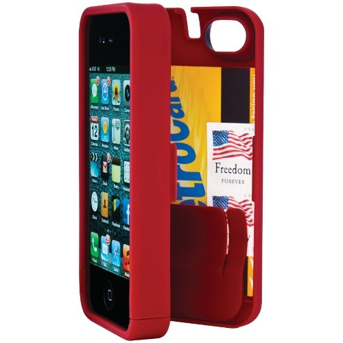 EYN Products (Everything You Need) Case for iPhone 4/4s - Red