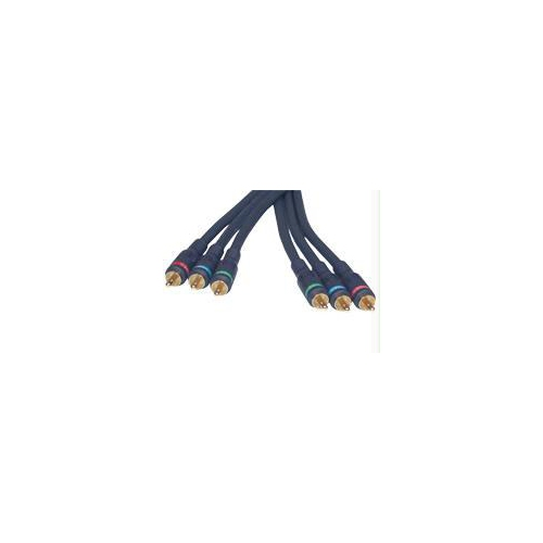Cables To Go 27083 12-Feet Velocity Component Video Cable (Blue)