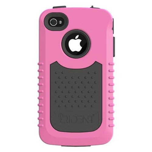 Trident Case CY2-IPH4-PK Carrying Case for Apple iPhone 4 and 4S, Cyclops 2 Series, 1-Pack, Retail Packaging, Pink
