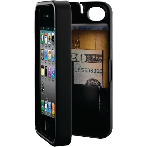 EYN Products (Everything You Need) Case for iPhone 4/4s - Black