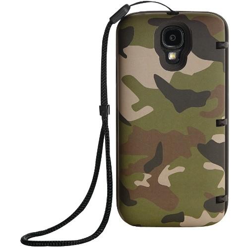 EYN Samsung Galaxy S4 Phone Case, Camouflage (eyngalaxyS4camouflage)