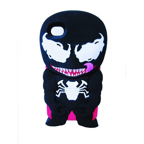 Huckleberry Marvel Chara-Cover Series 1 iPhone 4/4S Venom