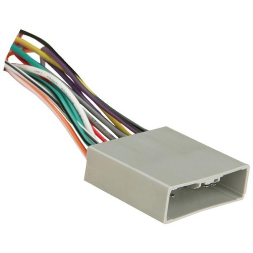 metra 70 1722 radio wiring harness for honda 2006 up. Black Bedroom Furniture Sets. Home Design Ideas
