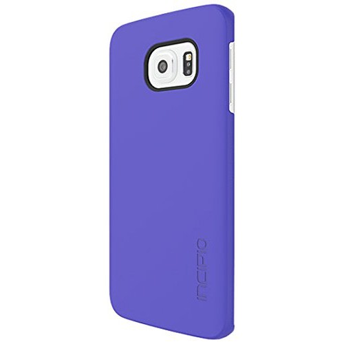 Incipio Feather Carrying Case for Samsung Galaxy S6 Edge, Retail Packaging, Periwinkle