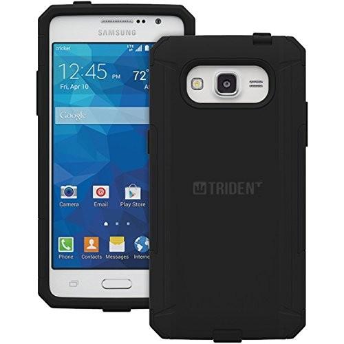 Trident Case Samsung Galaxy Grand Prime Aegis?Case Cell Phone Case, Black