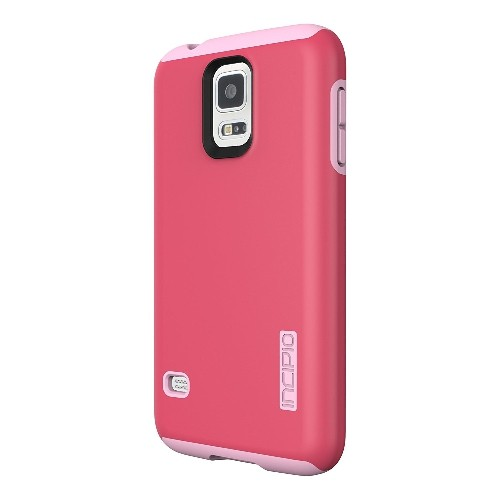 Incipio SA-526-PNK DualPro Case for Samsung Galaxy S5-Retail Packaging-Pink