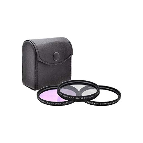 Xit Pro Xt58flk Series Multi Coated Hd 3 Piece Digital Filter Set
