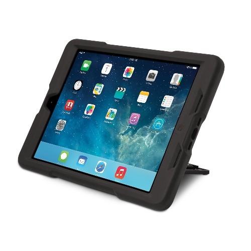 Kensington Black Belt 2nd Degree Rugged Case for iPad Air (K97065WW) Black