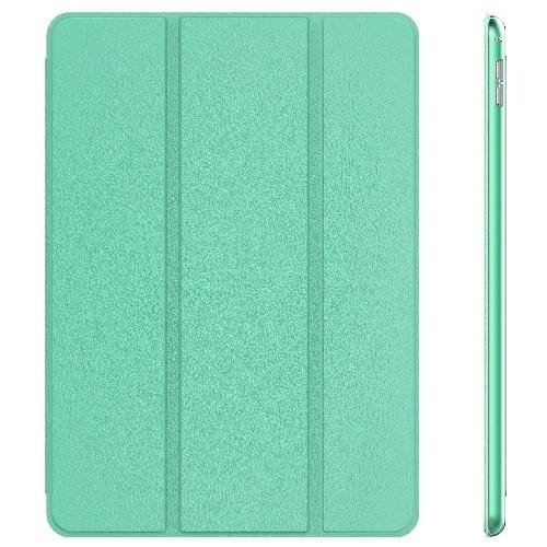 iPad Pro Case, JETech Apple iPad Pro 12.9 Smart Case Cover with Auto Sleep/Wake (Light Green)
