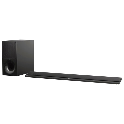 Sony HTCT800 350-Watt 2.1 Channel Bluetooth Sound Bar with Wireless Subwoofer
