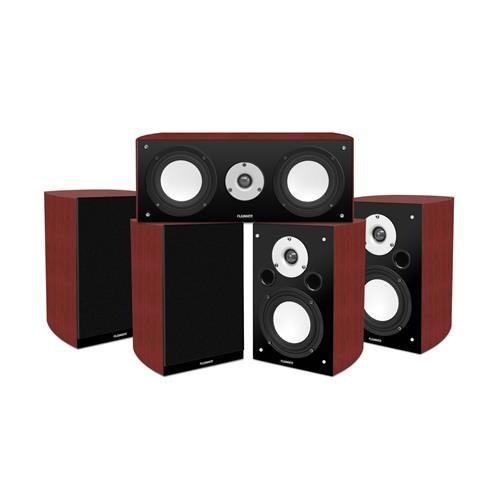 Reference Series 5.0 Surround Sound Home Theater Speaker System