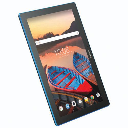 Tablette 10,1 po 16 Go Android 6.0 Tab 3 10 Plus de Lenovo/processeur quad. coeur MediaTek 8161-Noir