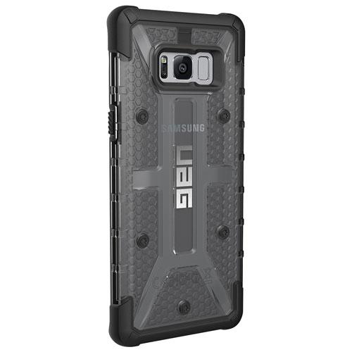 Étui rigide ajusté Plasma de UAG pour Galaxy S8 Plus - Cendre - Noir