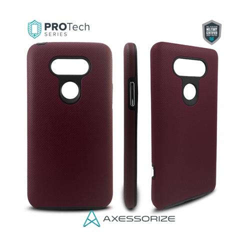 Protech Axessorize LG G5 Burgundy Red