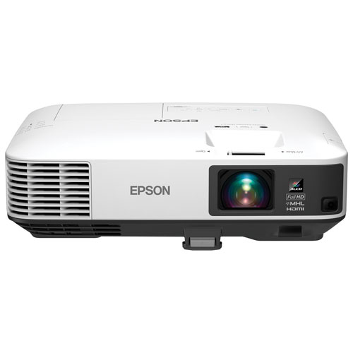 Epson Home Cinema 1450 1080p 3LCD Home Theatre Projector (V11H836020-F)
