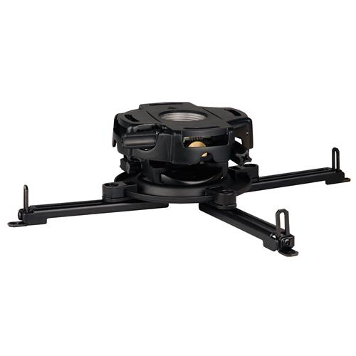 Peerless PRG Precision Projector Mount with Spider Universal Adaptor Plate (PRG-UNV)