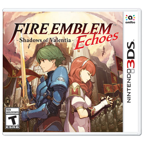 Fire Emblem Echoes: Shadows of Valentia (3DS) - Previously Played