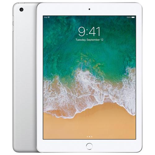 iPad 9,7 po de 32 Go avec Wi-Fi/4G LTE d'Apple - Argenté