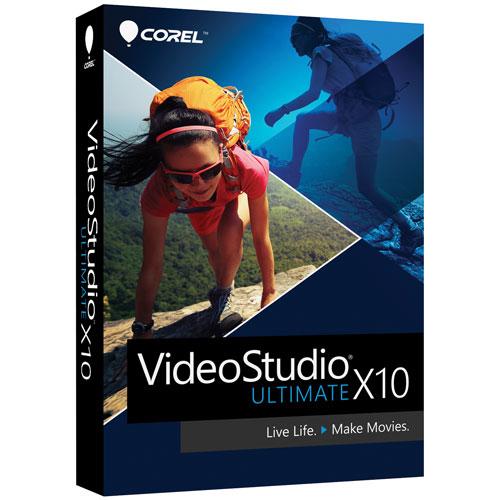 Corel VideoStudio Ultimate X10 (PC)
