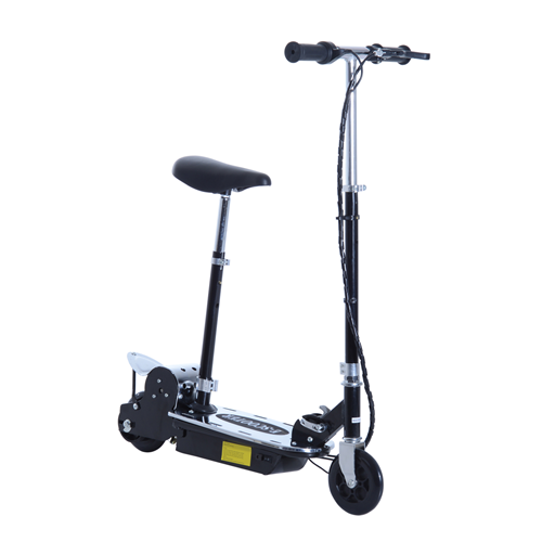 Coolest Electric Toys For Teens : Soozier electric e scooter black scooters