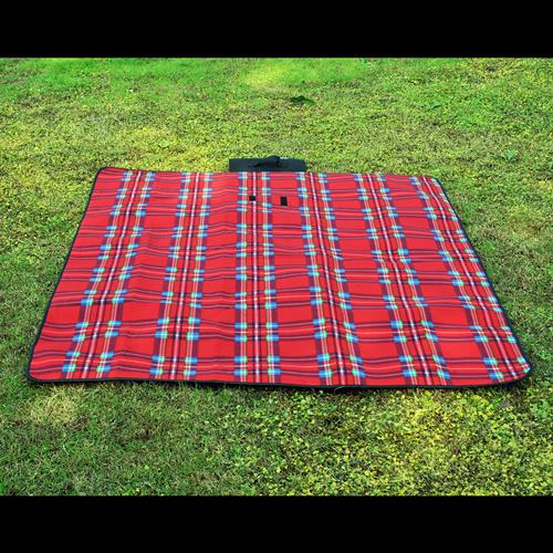 """Picnic Rug Sports Direct: Outsunny 70""""x53"""" Water-resistant Folding Picnic Blanket"""