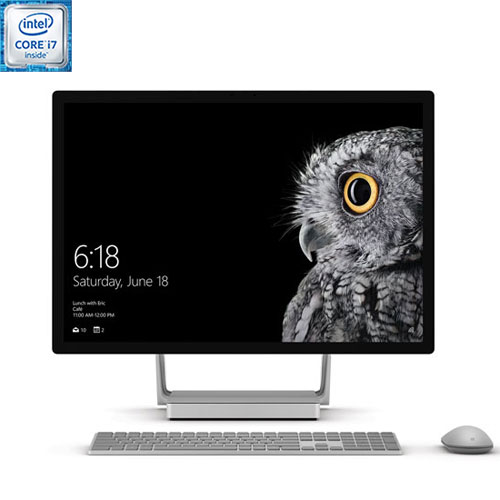Surface Studio 28 po Microsoft(Core i7 Intel/DD 2 To/SSD 128 Go/RAM 32 Go/GeForce GTX980M NVIDIA) An