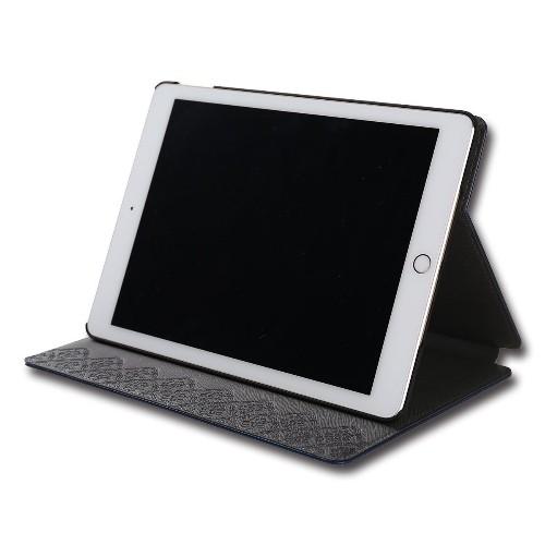 Mosiso Slim Fit Classic Retro Book Style Multi Angle Stand Case for iPad Pro 9.7 Inch (2016 Release), Premium PU Leather Smart