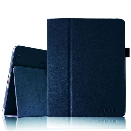 Fintie iPad 2/3/4 Case - Slim Fit Folio Case with Smart Cover Auto Sleep / Wake Feature for Apple iPad 2, the new iPad 3 & iPa
