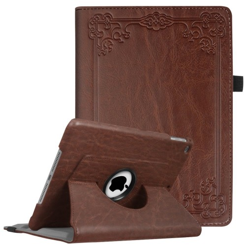 Fintie New iPad 9.7 inch 2017 / iPad Air Case - 360 Degree Rotating Stand Cover with Auto Sleep Wake for Apple New iPad 9.7 in