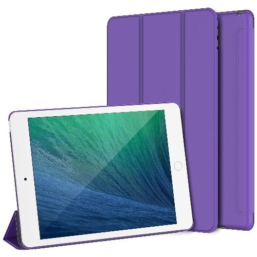 iPad Mini 4 Case, JETech Gold Serial Apple iPad Mini 4 Slim-Fit Folio Smart Case Cover with Auto Sleep/Wake for Apple New iPad