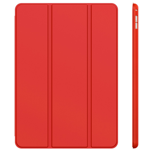 iPad Pro Case, JETech iPad Pro Slim-Fit Smart Case Cover for Apple iPad Pro 12.9 2015 with Auto Sleep/Wake Function (Red) - 3
