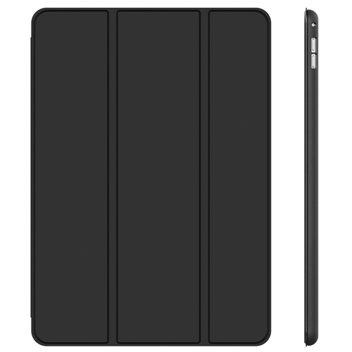 iPad Pro Case, JETech iPad Pro Slim-Fit Smart Case Cover for Apple iPad Pro 12.9 2015 with Auto Sleep/Wake Function (Black) -