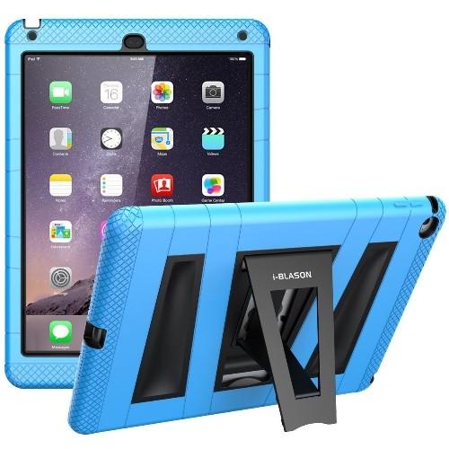iPad Air 2 Case, i-Blason ArmorBox **Dual Layer** Protective Case for Apple iPad Air 2 (iPad 6) 9.7 Inch iOS 8 Tablet [Kicksta