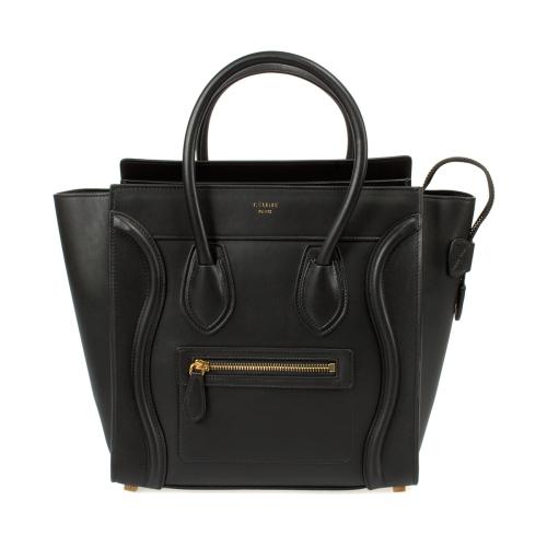 Celine Micro Luggage Handbag  c03ab47a01857