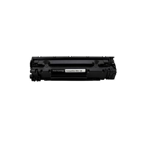 e-Replacements Black Toner Cartridge for LaserJet Pro P1606dn printer (CE278A-ER)