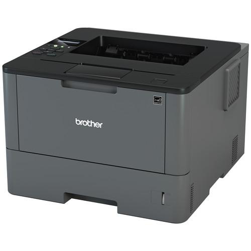 Brother Brother HL-L5200DW is a Business Laser Printer with Wireless Networking and Dupl (HLL5200DW)
