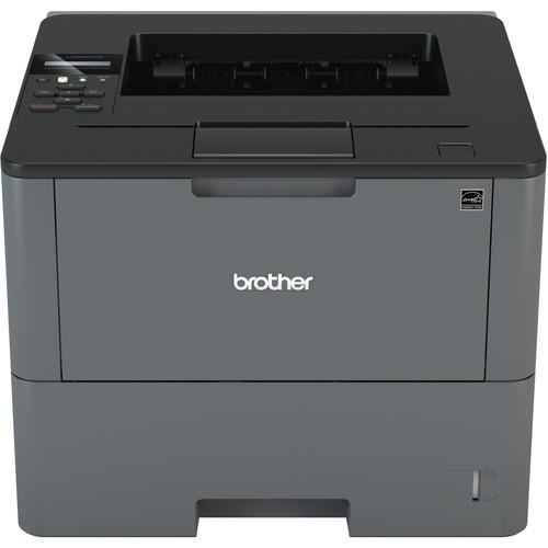 Brother HL-L6200dW Business Laser Printer with Wireless Networking - Duplex Printing - (HL-L6200dW)